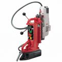 Milwaukee® 4208-1 Adjustable Position Heavy Duty, 1-1/4 In Chuck, 2 Hp, 4-3/8 In Drill To Center From Base, 250/500 RPM Spindle, 120 Vac