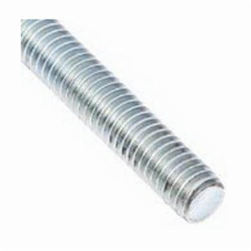 1//2-13 X 2 Zinc Plated Threaded Rod Studs Pack of 12