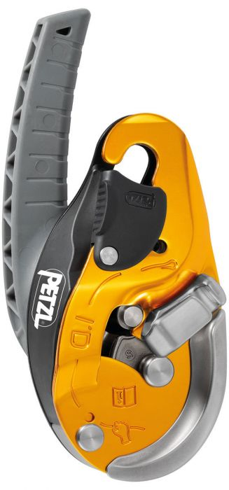 Small Yellow PETZL Id S Descender//Belay Device