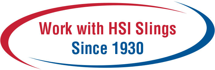 Work with HSI Slings